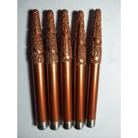 cnc cutting tools cnc drill bit for marble,stone carving Manufactures