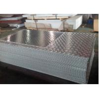 3003 natural anodized aluminum diamond plate Manufactures
