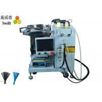 China 50/60Hz Automatic Cable Tie Machine SWT36100H For Wire Cable Tying Loose Zip Ties on sale