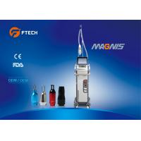 Buy cheap Multi functional Q - Switch Laser Tattoo Removal Machine 1064&532 nm Nd:Yag from wholesalers