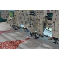 Professional Coiling Embroidery Machine with Sequin Device / Rope / Ribbon Embroidering Manufactures