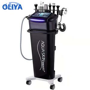 China Skin care 9 in 1 multifunction Aqua peel facial beauty machine on sale