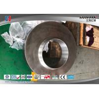 A105 16Mn Stainless Steel Forged Flanges High Precision Heat Treatment Manufactures