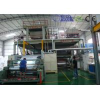 SMS PP Non Woven Fabric Manufacturing Machine For Operation Suit Manufactures