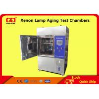 China Xenon Aging Testing Chamber/Xenon Lamp Aging Climate Resistant Tester on sale