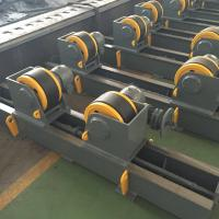 Single Drive Conventional Welding Turning Roll Rotator Speed Adjust By VFD