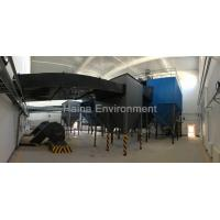 Cheap Multi Cyclone Dust Collector With Carbon Steel Outside Granite Inside for sale