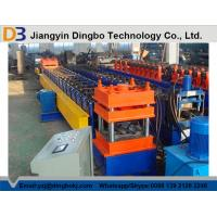 China 380V / 3phase / 50 Hz Guard Rail Roll Forming Machine for Highway and Relate Fields on sale