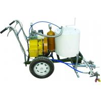 Discount cold solvent Traffic Paint Road Line Equipment in stock Manufactures