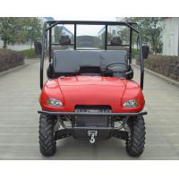 China Front / Rear Disc Brake Gas Utility Vehicles 800CC Fully Automatic 2WD / 4WD on sale