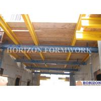 Internal Platform Climbing Formwork System Telescopic Length Shaft With Gravity Pawl Manufactures