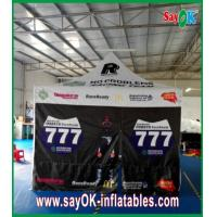 3 Side Walls Gazebo Replacement Canopy For Promotion 210D Oxford Cloth Manufactures