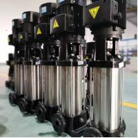 60Hz Multistage High Pressure Pump Fully Close Air Cooling Motor 41 Kg Manufactures