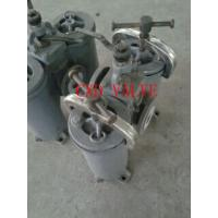CAST IRON Marine Duplex Oil Strainer JIS F7208 FOR KOREA MARKET Manufactures