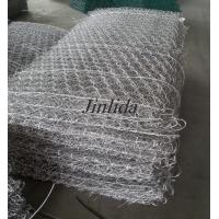 Galvanized Wire Mesh Gabion Machine 120X150mm With Automatic Oil System Manufactures