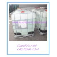 Fluorosilicic Acid(Fairsky)&Hydrofluosilicic Acid&Mainly used on the Flux-cored wire&Leading supplier in China