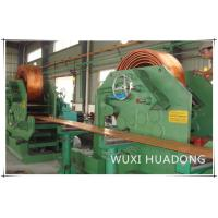 High Effency Ccm Continuous Casting Machine For Brass Cooper Rod Billet Stripe Manufactures