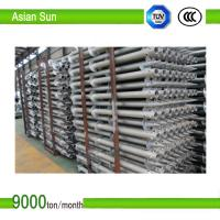 TUV Certificate Galvanized Steel Ground Screw with Best Price Manufactures