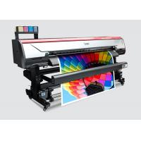 1.6m Wide Format Flex Banners Inkjet Printer Indoor Advertising Printing Machine Manufactures