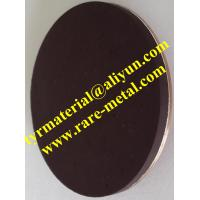 Cheap Titanium trioxide (Ti2O3) sputtering targets, purity: 99.99%,  CAS: 1344-54-3 for sale