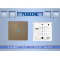 300Mbps In Wall Wireless Access Point , Built In 2T2R MIMO Antenna Touchable Wall Plate Access Point Manufactures