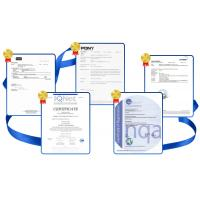Certificates of Rubber Products