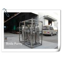 Cheap Stainless Steel Air Separation Plant , Pressure Swing Adsorption Psa Nitrogen Generation System for sale