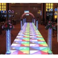 RGB LED Dance Floor Light 31 DMX Channels Clubs Special Effect Lamp / Lighting Manufactures