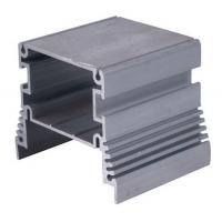 Powder Painted 6061 Aluminum Window Extrusion Profiles