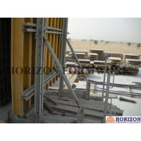 Crane Lifted Jump Form Formwork 70cm Working Platform Width For Core Wall Manufactures