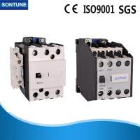 3TF 3 Pole AC Contactor 24V Coil Flame Retardant Electrically Controlled