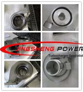 4LE Spare Parts  Turbocharger Compressor Housing , Turbo Turbine Housing Manufactures