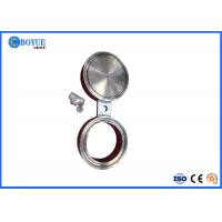 Alloy 800 BY Spacer Ring Paddle Blind Flange 1/2 - 24 Inch Forged ASME B16.48 Manufactures