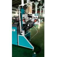 Fast Speed LJGZ2020N Desiccant Filling Machine In Blue Color Operation Stable Manufactures