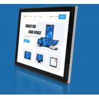 Outdoor PCAP Multi Touch LCD Monitor 1000 Nits IP65 22 Inch 1680x1050 Resolution Manufactures