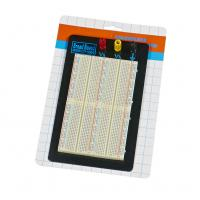 1500 Points Black Plate Solderless Breadboard Kit with 3 Binding Posts Manufactures