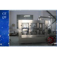 3 in 1 Hot Filling Washing Machine / Equipment 13000BPH Manufactures
