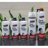 Repair Quickly Car Paint Sealant Protection , Odorless Motorcycle Tyre Sealant