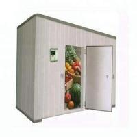 Customized Size Chiller Freezer Walk In Cold Rooms For Meat Seafood Manufactures