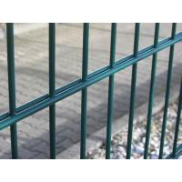 Cheap Double wire fence 6 / 5 / 6, 8 / 6 / 8, mesh size 200 mm x 50 mm for sale