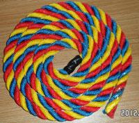 Playground Color Climbing Net Making Polypropylene Rope-16mm Rope Manufactures