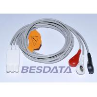 M1673A Compatible ECG Cables And Leadwires For Philips M1668A ECG Trunk Cable
