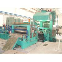 Carbon Steel Electric Rolling Mill Machines , 1000mm 4 Hi Reversible Cold Rolling Mill Manufactures