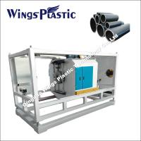 China Plastic HDPE Pipe Extrusion Plant / Making Machine On Sale In China on sale