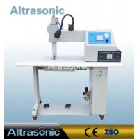 Buy cheap 20kHz Ultrasonic Sewing Machine for non-woven fabric, Seamless, Make It Possible from wholesalers