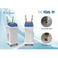 5MHZ Fractional RF Microneedle Machine high frequency machine painless process Manufactures