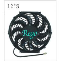 China 304mm 12V High Cfm Universal Electric Radiator Fans For BMW / Mercedes Benz on sale