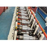 China Steel Security Shutter Door Roll Forming Machine With 0.3 - 1.2mm Thickness on sale