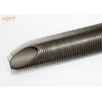 Heat Exchanger  Stainless Steel Finned Tube in Hard Surroundings 6.5MM Fin Height Manufactures
