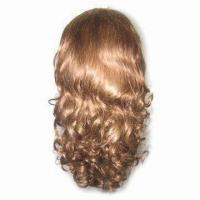 Korean/Japanese Synthetic Hair Wig, Made of High-quality and High-temperature Fiber in Stock Manufactures